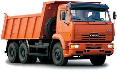 Аренда КАМАЗа 6520 в Красноярске