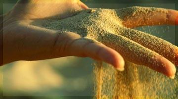 какой песок лучше карьерный или речной
