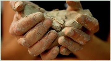 Использование глины в строительстве