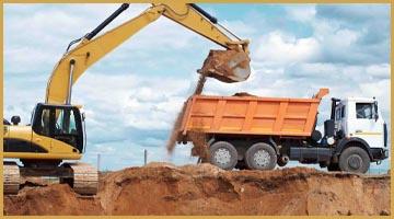 Доставка песка Красноярск