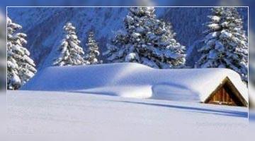 Уборка снега на мини тракторе