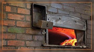 Печь кирпичная каким углем можно топить